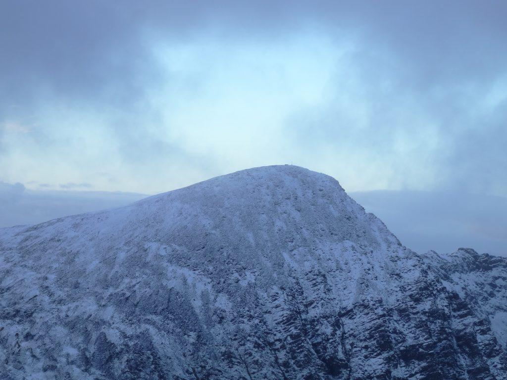 Carrauntoohil, highest point in Ireland