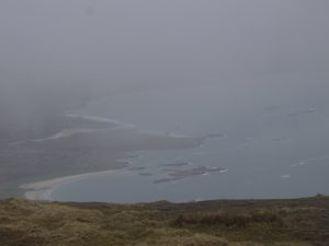 Mweelrea Summit, highest peak in Connaght