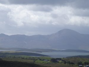 Clew Bay on the wild Atlantic way