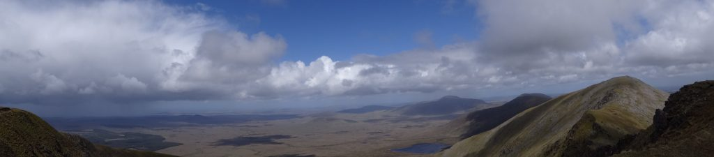 Dark sky park, see dark sky Ireland.